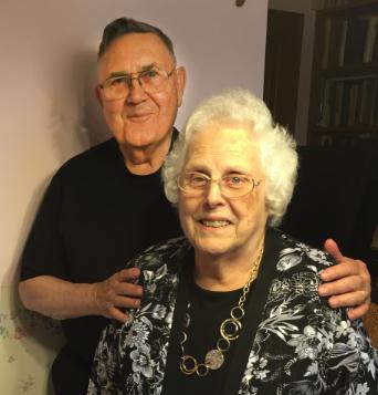 John and Agnes Clark