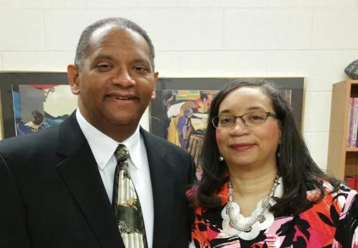 Mark and Sharon Richardson