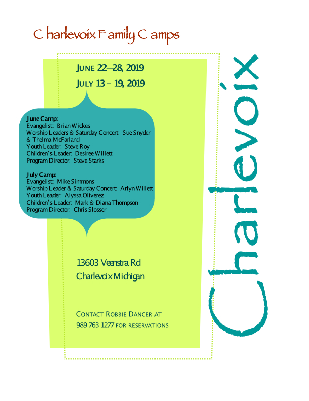Charlevoix Family Camps